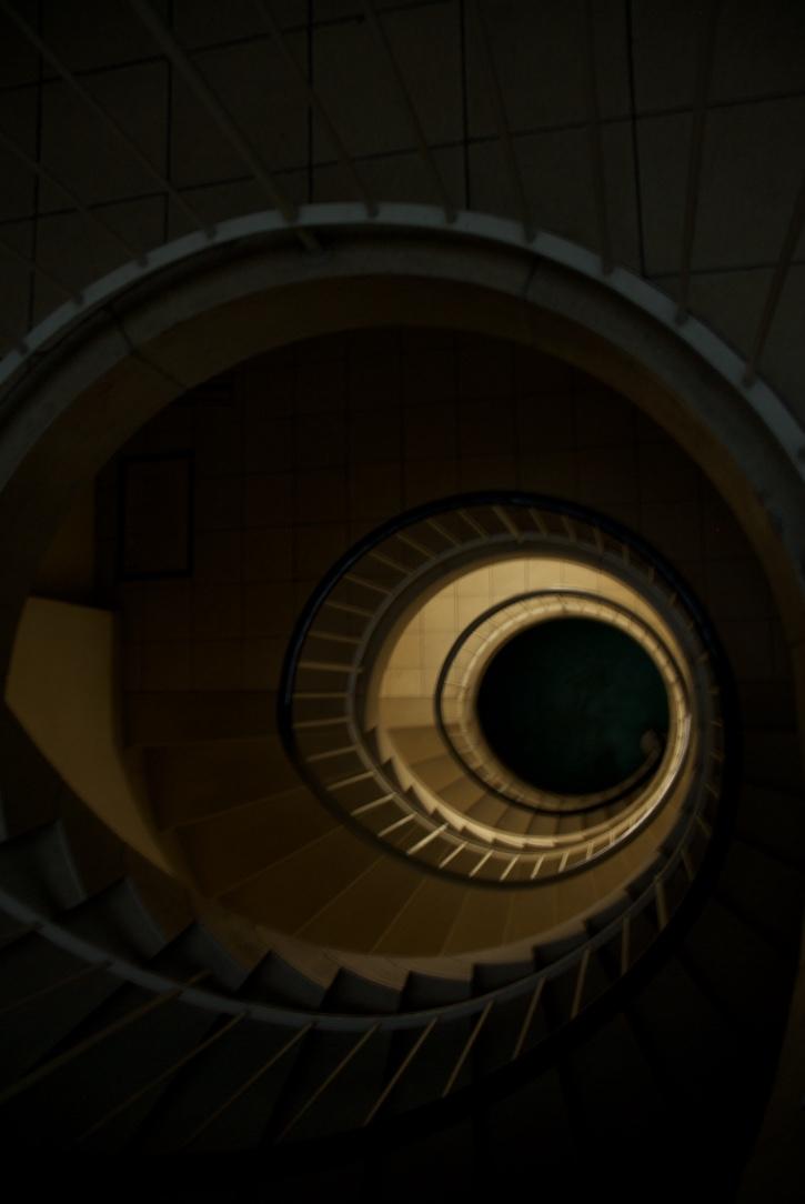 kosmische treppe